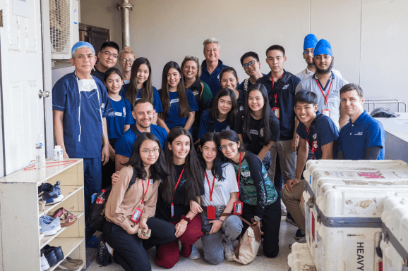 Medical Mission to Mae Sot